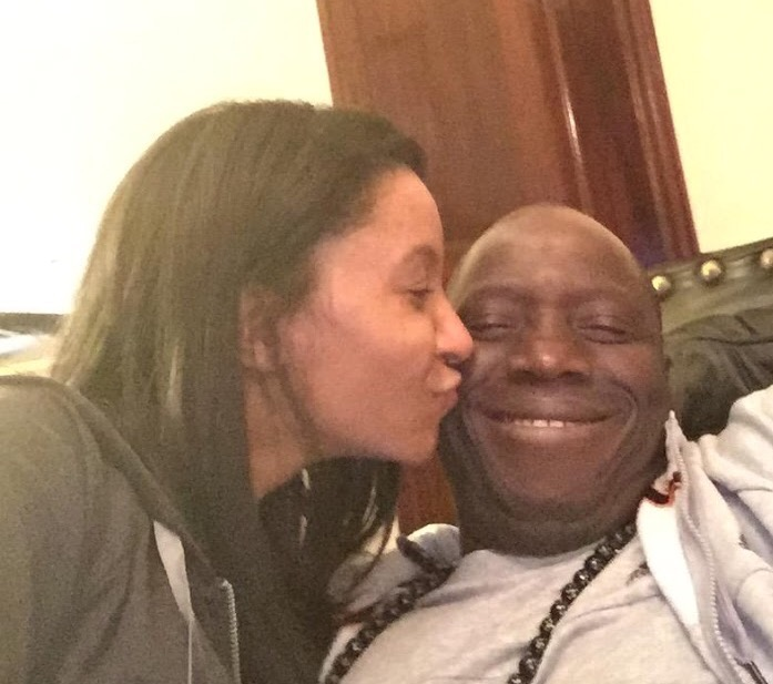 Zineb Yahya Jammeh While Jammeh Bankrupt ...