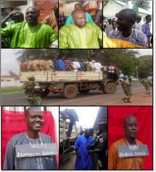 Released prisoners