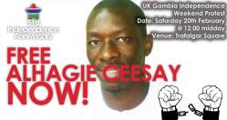 Free Alagie Ceesay