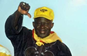 UDP Leader, Lawyer Ousainou Darboe