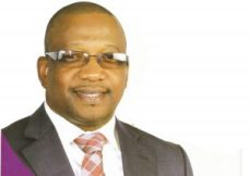 The GDC Leader, Mr Mama Kandeh