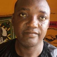 The UDP new Leader, Mr Adama Barrow