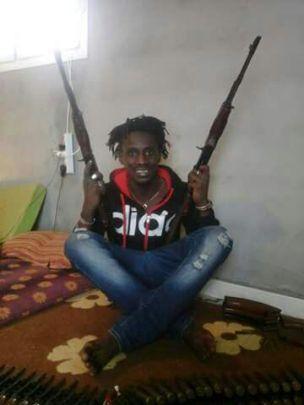 T-Boy from Brikama, Gambian People Trafficker