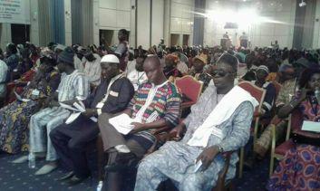 Delegates at Kairaba Beach Hotel