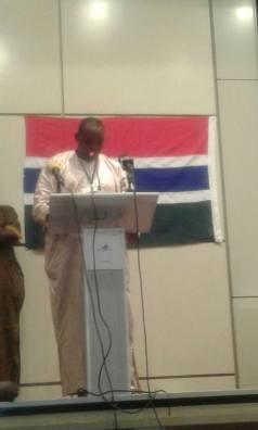 Hon. Adama Barrow