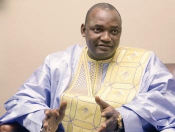 President-Elect Adama_Barrow